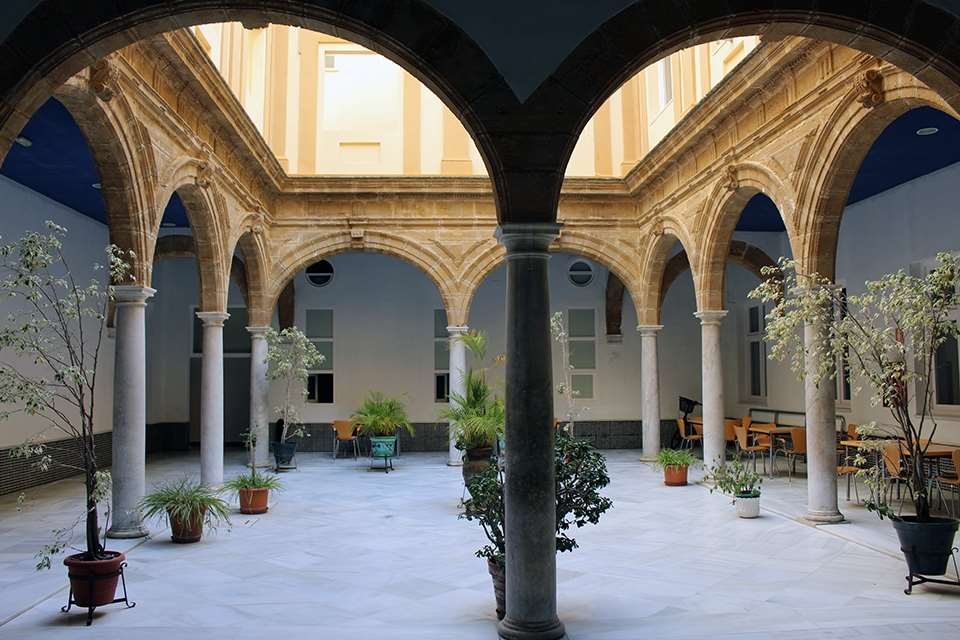 Cadiz patio