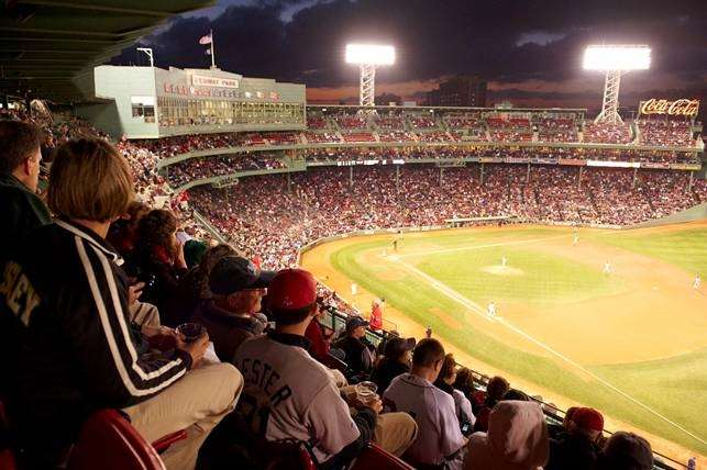 Red Sox stadion
